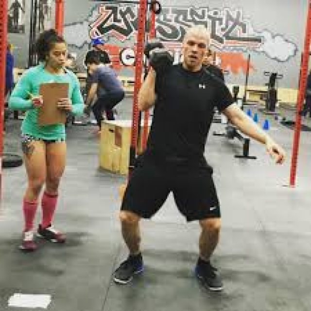 CrossFit Living The Dream – Ajax, Ontario. Canada