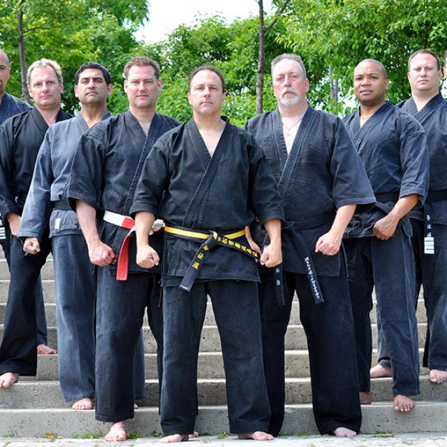 Kosho Ryu International Hombu Dojo Ajax Ontario Canada